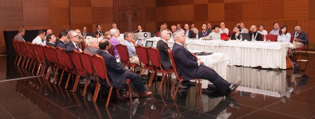 Заседание комитета по пенсиям и другим и вознаграждениям работникам Международной актуарной ассоциации
